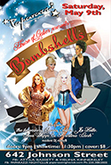 PAPARAZZI NIGHTCLUB PRESENTS...THE HOUSE OF GABOR IN BOMBSHELLS